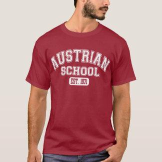 Camiseta Escola austríaca Est. 1871