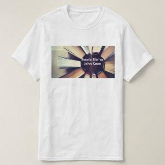 Camiseta Escola Bíblica John Knox