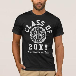 Camiseta Escola de batidas duras