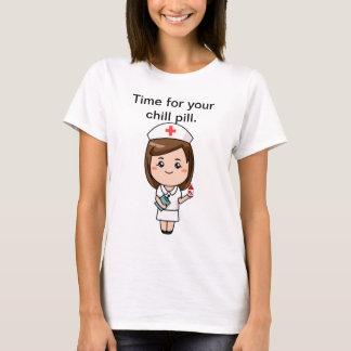 Camiseta Escola de cuidados