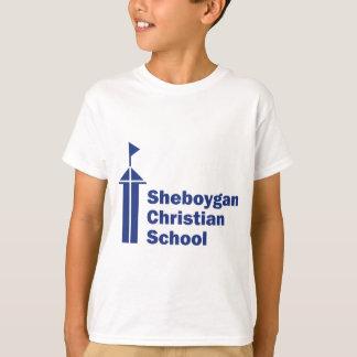 Camiseta Escola do cristão de Sheboygan