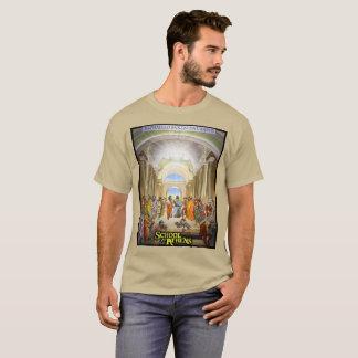 Camiseta Escola do t-shirt de Atenas