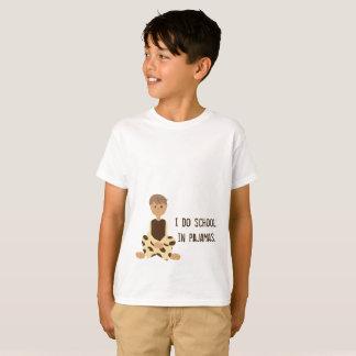 Camiseta Escola nos pijamas - T dos meninos