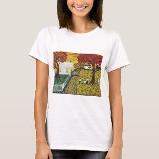 Camiseta Escola velha Bell