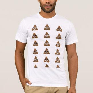 Camiseta Escolha dos povos: Fezes ou possivelmente sorvete