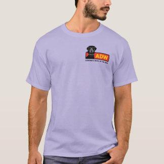 Camiseta Escolha seu PRÓPRIO t-shirt básico de homens de