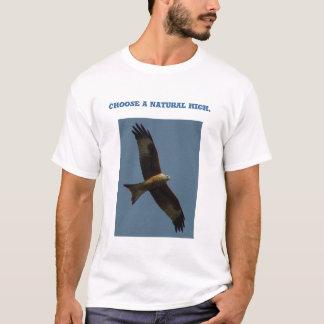 Camiseta Escolha uma elevação natural