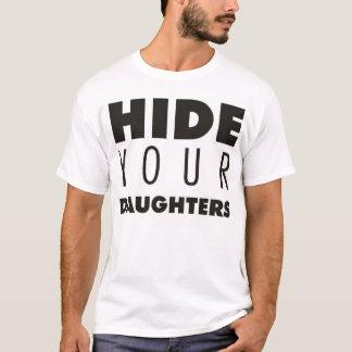 Camiseta Esconda suas filhas