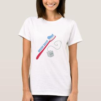 Camiseta Escova diária