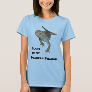 Camiseta Escravo a meu dragão farpado