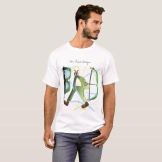 Camiseta (Escreva) t-shirt mau