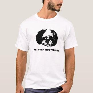 Camiseta Escreva Zoe, ele é pavão-do-mar para fora lá