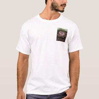 Camiseta Escrita cor-de-rosa de Henge t