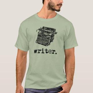 Camiseta Escritor (do tipo)