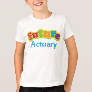 Camiseta Escrivão (futuro) para a criança