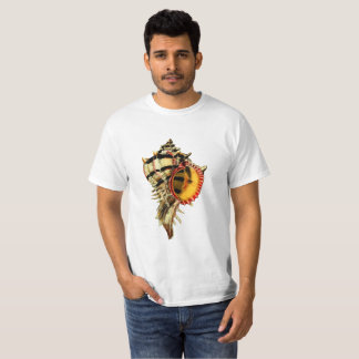Camiseta Escudo do mar