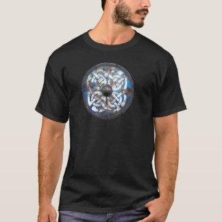 Camiseta escudo,vikingo,viking,shield
