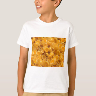 Camiseta escudos e queijo
