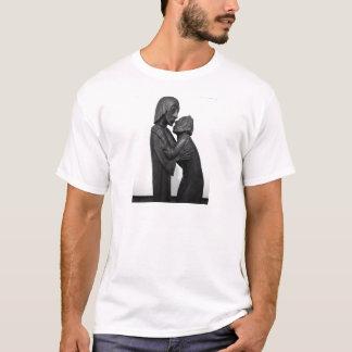Camiseta Escultura velha do casal