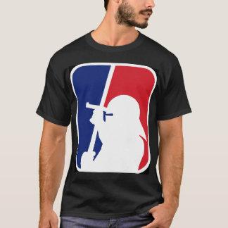 Camiseta ESCUMALHAS da liga principal (camisa escura)