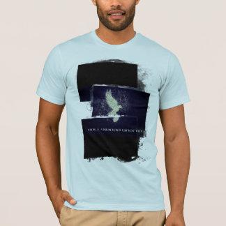 Camiseta Escuridão do vivo de Hollywood