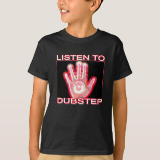 CAMISETA ESCUTE DUBSTEP