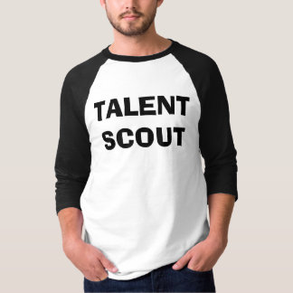 Camiseta Escuteiro de talento