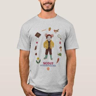 Camiseta Escuteiro & os miúdos de Gumboot