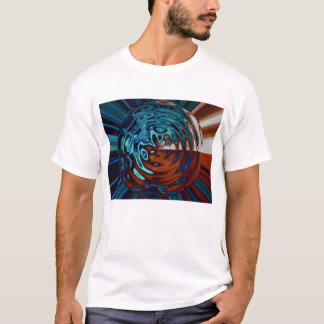 Camiseta Esfera do sangue de Indiglo