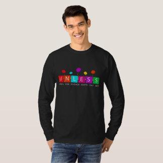 Camiseta Esfrie a menos que março para o Dia da Terra 2017