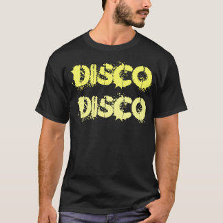 Camiseta esfrie (DISCO do DISCO)