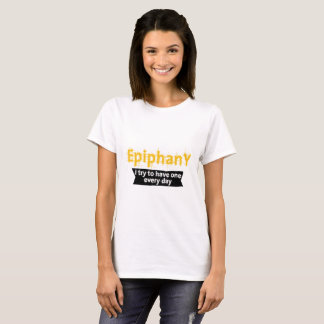 Camiseta Esmagamento - amarelo + Preto