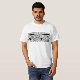Camiseta espacial moon
