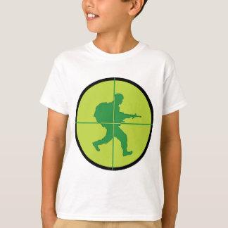 Camiseta Espaço do atirador furtivo