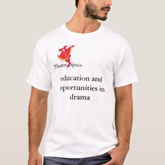 Camiseta Espaço do teatro