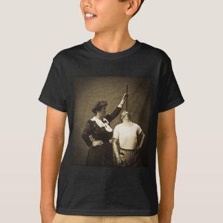 Camiseta Espada Swallower e anormais do secundário do