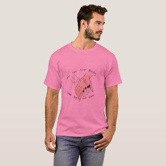 Camiseta Espalhe o amor, não ódio!