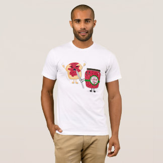 Camiseta Espalhe o bom t-shirt das impressões