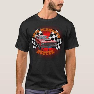 Camiseta Espanador 1976 de Plymouth dos homens
