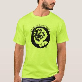 Camiseta Espanador do túnel do Keeshond