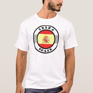 Camiseta Espanha de Ibiza