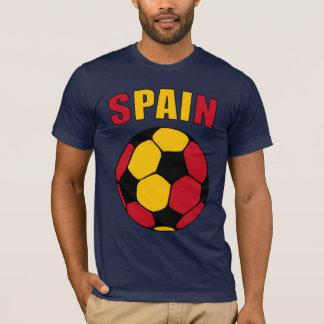 Camiseta Espanha Footy (escuro)
