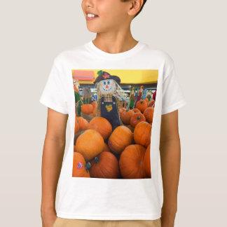 Camiseta Espantalho & t-shirt dos miúdos das abóboras #2