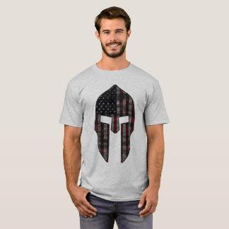 Camiseta Espartano americano