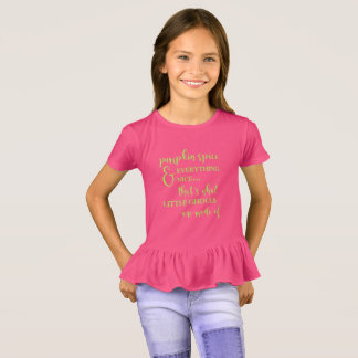 Camiseta Especiaria e tudo da abóbora t-shirt agradável do