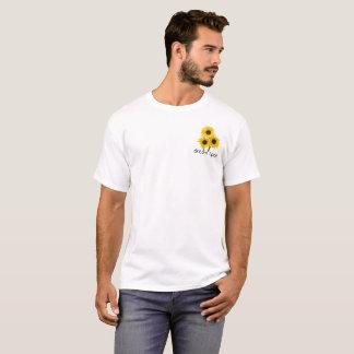 Camiseta Especiaria ideal do girassol