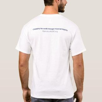 Camiseta ESPERANÇA da operação - o t-shirt básico dos