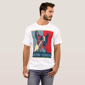 Camiseta Esperança de Boston Terrier inspirada