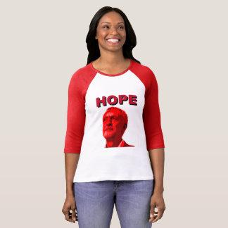 Camiseta Esperança de Jeremy Corbyn