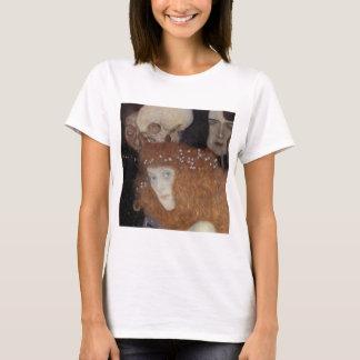 Camiseta Esperança do ~ de Klimt mim (detalhe)